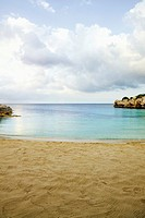 Beach on Mediterranean Coast (thumbnail)