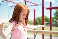 Girl on playground (thumbnail)