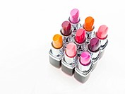 Multicolored lipstick