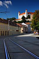 Bratislava Castle and Old Town, Slovakia