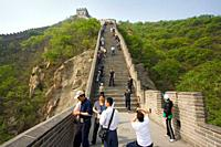 china, beijing, great wall