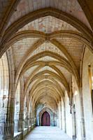 France, 85, lucon: Cathedral, Cloister of the bishopric
