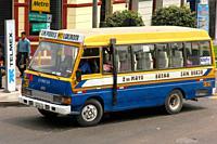 Bus  Lima Peru