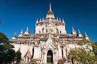 Gawdawpalin Pahto Temple, Bagan, Myanmar