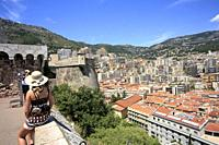 View of Monaco from the Rock