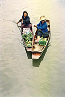 Tha_ka floating market is an ancient floating market that is hidden in the shades of palm orchards It has existed along side the district of Amphawa a...