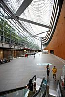 Tokyo International Forum, Marunouchi Buildings business area, Tokyo, Japan.