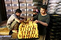 sweet factory in afghanistan