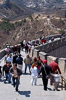 The Great Wall, Badaling section, China