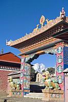 Tengboche Monastery, Tengboche, Solu Khumbu Everest Region, Sagarmatha National Park, Himalayas, Nepal, Asia