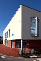 Exteriors of Gosport Medical Centre