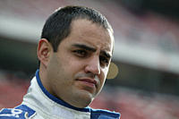 Car racing, Formel 1, Juan Pablo Montoya, training, Persons, Race driver, Portrait, photographer: Daniel Reinhard