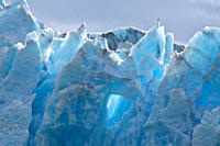 South Sawyer Glacier in Tracy Arm _ Fords Terror Wilderness area in Southeast Alaska, USA, Pacific Ocean MORE INFO Tracy Arm is a fjord in Alaska near...