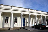 royal irish yacht club clubhouse dun laoghaire dublin republic of Ireland