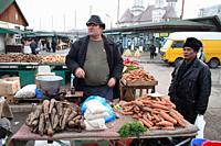 mercato ortofrutticolo di iasi, romania