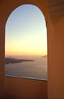 View, on, the, sea, Fira