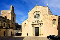 The Cathedral of Otranto, Puglia, Italy