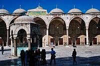 Turkey, Istanbul, Sultan Ahmet Camii, Blue Mosque