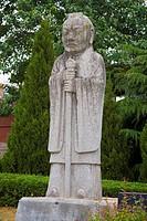 The Qian Tomb,Xian