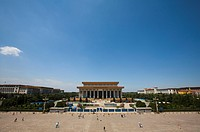 The Chairman Mao Memorial Hall