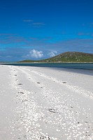 Eilogarry Beach, Isle Of Barra, Scotland