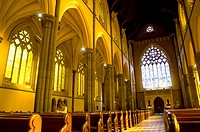 St  Patrick´s Cathedral, East Melbourne, Victoria, Australia