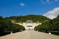 Taipei,Taiwan,Taiwan Province,Taipei Forbidden City,