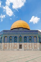 The Al aqsa mosque, east Jerusalem, Palestine