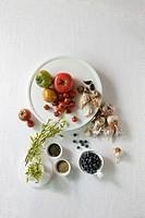 Ingredient, vegetables