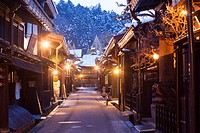tourist resort of Japan