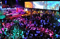 Holiday in Ibiza, disco Amnesia