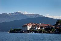 Lake Maggiore, Isola Bella.