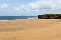 Ladies Beach, Ballybunion, County Kerry, Ireland, British Isles, Europe