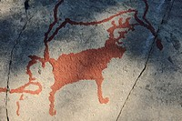 Norway Finnmark Alta rock carvings