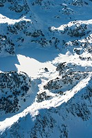 Colomers hut mountain, Major de Colomers lake  Aiguestortes National Park  Pyrenees  Lerida Province  Catalonia  Spain