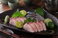 Sashimi of Sierra