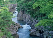 Genbikei, Ichinoseki, Iwate, Japan