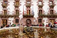 Lordship of Bertiz, Bertiz Natural Park, Oieregi, Navarra Nafarroa, Spain España
