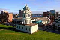 The Old Town Clock in Halifax Nova Scotia