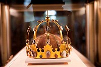 France,Paris,Louvre,Charlemagne´s Crown