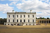 The Queen's House. Greenwich, London, England