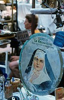 Flea market, Buenos Aires, Argentina, South America