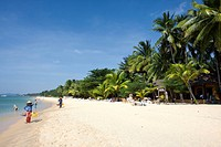 Beach on Phu Quoc, Vietnam, Southeast Asia