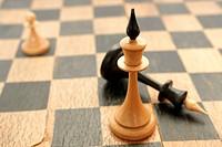 Old chessmen
