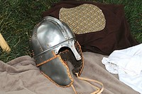Roman Centurians hemet used during the Roman ages