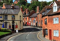 Welch Gate, Bewdley, Worcestershire, England
