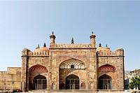 Aurangzeb Mosque , Ganga Ghat , Varanasi , Uttar Pradesh , India