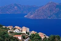 Piana, Corsica, France