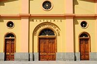 Sagrado Corazon de Jesus Church, Sacred Heart Church, sanctuary, sacred heart, church, Iquique, Norte Grande, northern Chile, Chile, South America