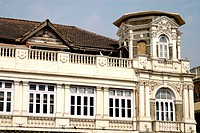 Thomas Cook old building on D N Road at Bombay Mumbai , Maharashtra , India